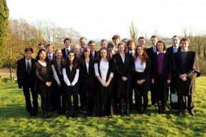 Trinity choir 2014