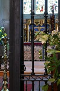 cuddesdon church